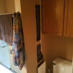 Drywall repair - bathroom wall before drywall installation